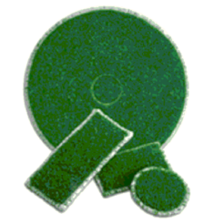 zielony ruff